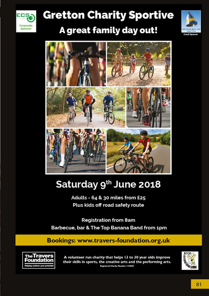 Gretton Charity Sportive