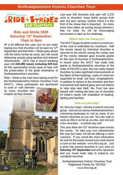 Northamptonshire Historic Churches Trust