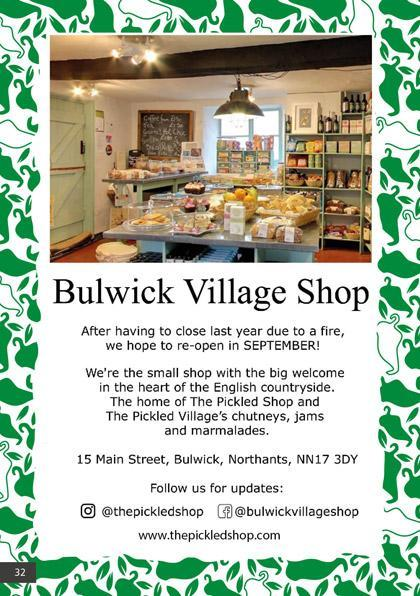 Bulwick Village Shop